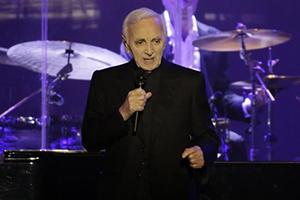 O Grande momento de Aznavour
