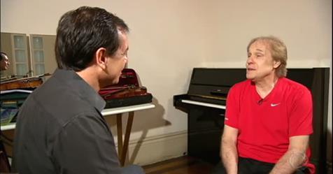 Richard Clayderman Entrevista exclusiva