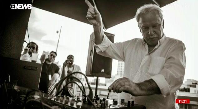 Giorgio Moroder, pai da disco music, se apresenta em São Paulo neste fim de semana.